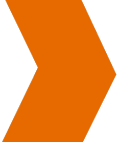 An image of an orange arrow for a Creat Resources Holdings website.