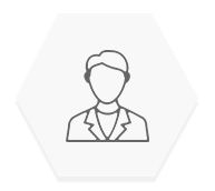 A grey image of a person for the Creat Resources Holdings website.